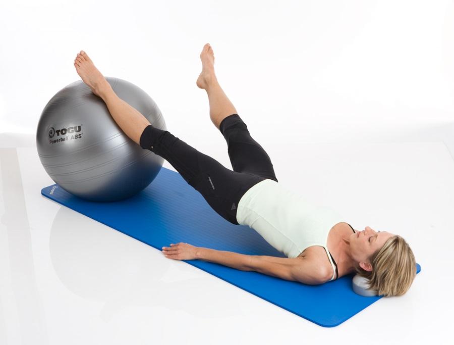 Bóng Tập Fitness Powerball ABS 55Cm