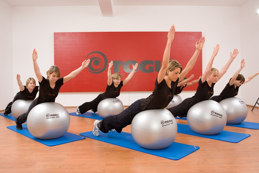 Bóng Tập Gym PowerBall ABS