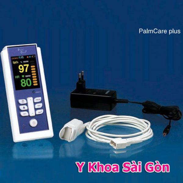 máy đo spo2 cầm tay Plamcare