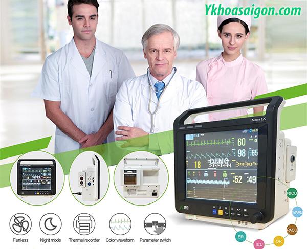 màn hình theo dõi bệnh nhân giá tốt nhất