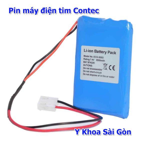 Pin điện tim Contec