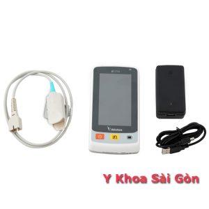 BT-710 hand-held pulse oximeter