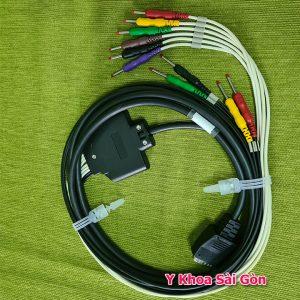 dây cáp máy điện tim ECG